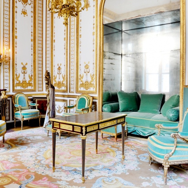 The french kings queens 39 home en ambassade excellence for Salon versailles 2016